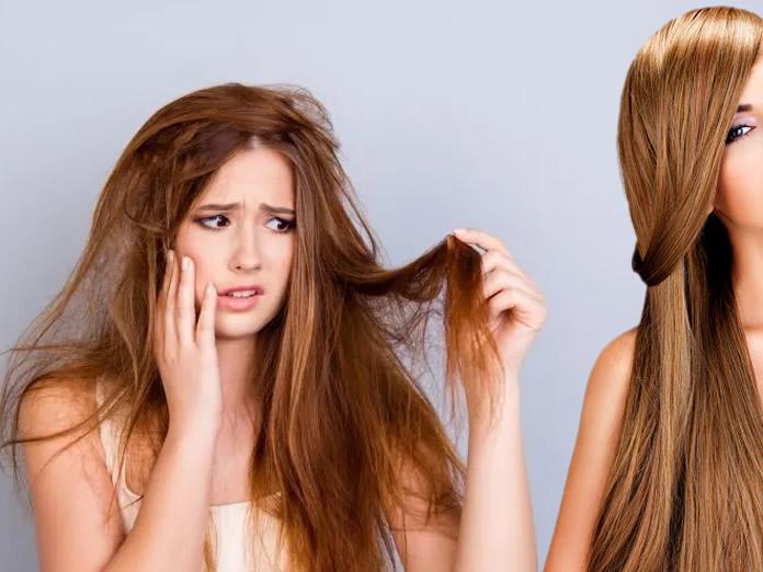 Maschere e rimedi naturali per capelli secchi, sfibrati e che si spezzano