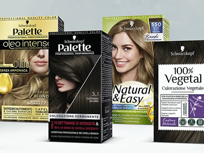 Palette Oleo Intense