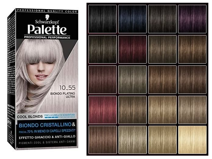 Palette Professional Performance