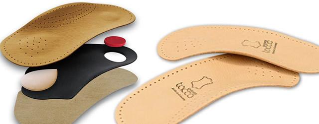 Supporto plantare – Tacco Footcare