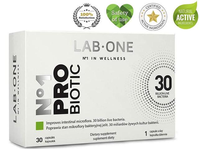 Probiotico LAB ONE N°1