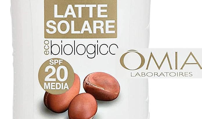 Omia Latte Solare Ecobio